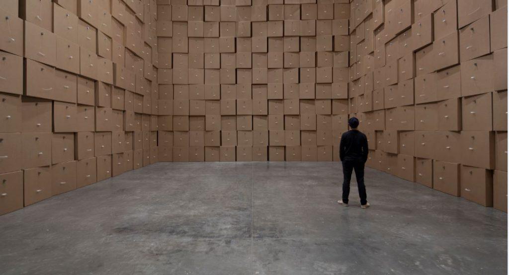 Visita la exposición Zimoun