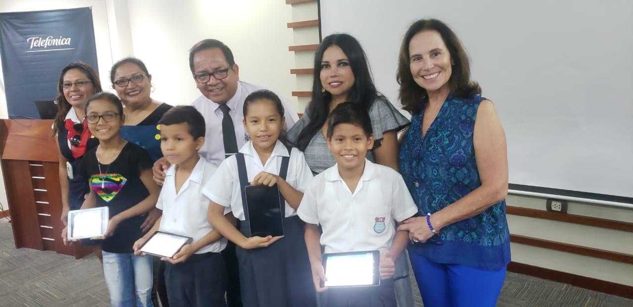 Programa de Educación Digital - Loreto