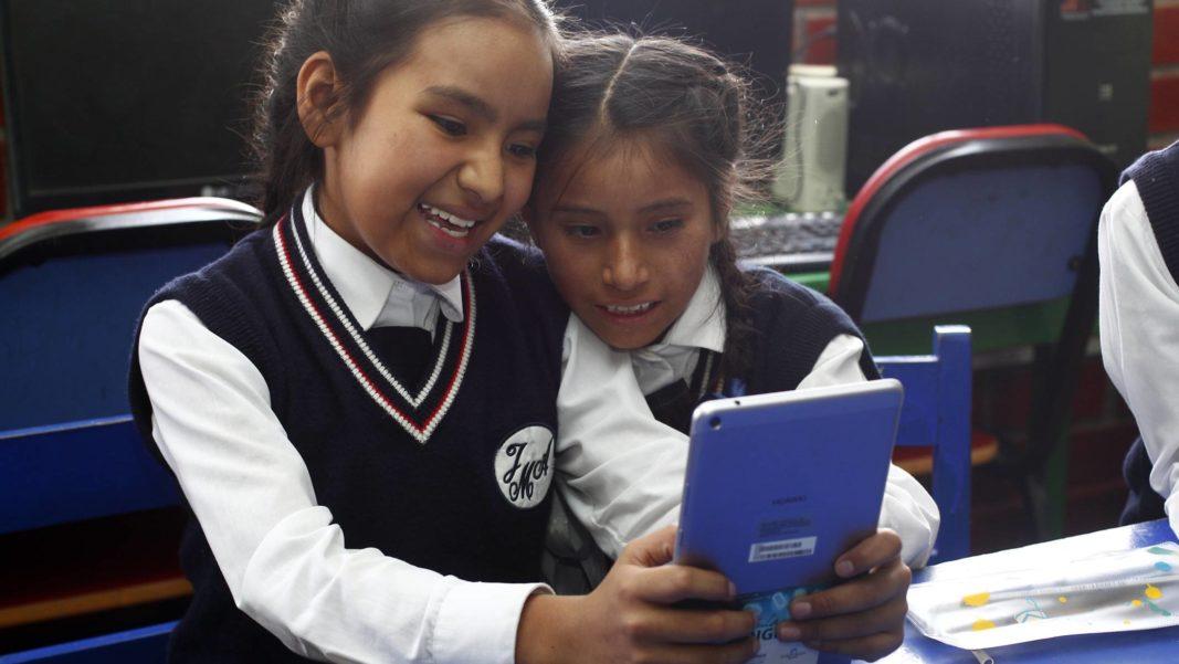 Programa de Fundación Telefónica y la Caixa Foundation recibe Premio WISE a la innovación educativa
