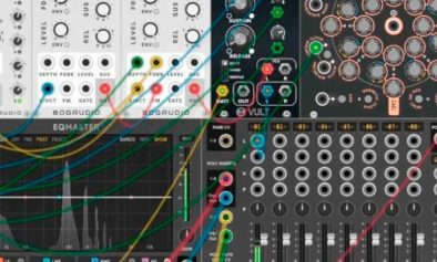 TUTORIALES DE SÍNTESIS MODULAR VIRTUAL