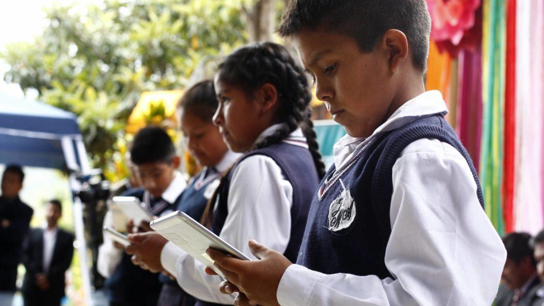 Fundación Telefónica lanza concurso escolar de cuentos sobre el