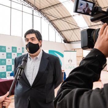 «Barras de cambio»La estrategia que lanza la municipalidad de Lima para brindar oportunidades de desarrollo a barristas.