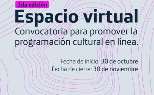 Lanzan convocatoria nacional para impulsar proyectos culturales en tiempos de COVID-19